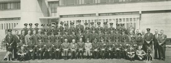 Saanich Police